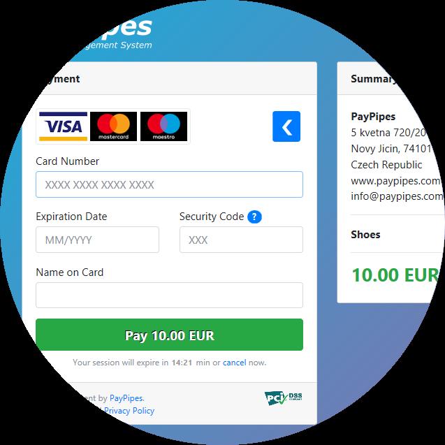 White Label Payment Gateway